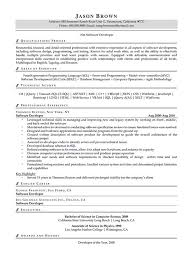 Information Technology Resume Examples