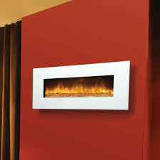 amantii white wall mounted electric fireplace inch wall mount electric fireplace white glass wm mounted color