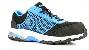 reebok steel toe. men\u0027s reebok heckler rb4620 composite toe metal free work shoe @ steel-toe-shoes.com - youtube steel