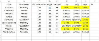 Sales Tax Spreadsheet Amazon Fba Amazon Tax Amazon Fba