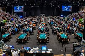 Min Event Main Event Day 1b Cards In The Air Seminole Hard Rock