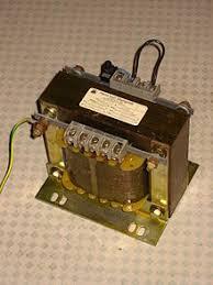 Трансформатор Википедия Компактный сетевой трансформатор
