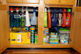 Under Kitchen Sink Organizing 10 Ideas To Organize Your Kitchen In A Snap Blissfully Domestic