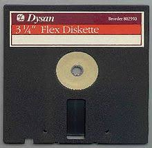 History Of The Floppy Disk Wikipedia