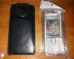 Nokia N70 Acrylic Phone Case and ...