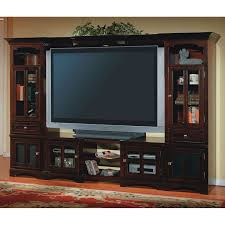 entertainment centers for flat screen tvs. Dark Wood Entertainment Center For Oversized Flat Screen Tv Featured Cabinet With Glass Doors Modern Centers Tvs H