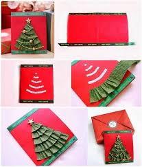 20 Beautiful Diy U0026 Homemade Christmas Card Ideas For 2012Christmas Card Craft Ideas
