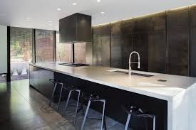 9) Distressed Gun Metal Steel Kitchen Cabinets