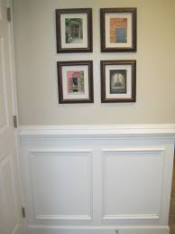 Designed To Dwell: Tips for Installing Chair Rail \u0026 Wainscoting