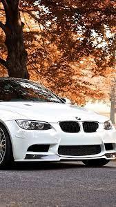 BMW M3 Autumn Background HD Wallpaper ...