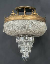 fascinating beaded crystal chandelier modern crystal bead shade chandelier