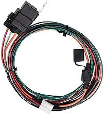 amazon com be cool 75021 electric radiator fan wiring harness kit be cool 75021 electric radiator fan wiring harness kit turns on at 195 degrees and off at 175 degrees