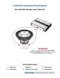 rockford fosgate speaker wiring diagram on 1 dvc 2 ohm mono low rockford fosgate p2 wiring diagram at Rockford Fosgate Wiring Diagram