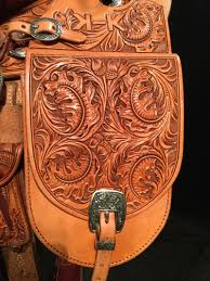 traditional tooling patterns freckers saddlery gallery