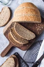 Easy Homemade Rye Bread House Of Nash Eats