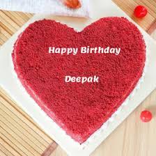 Deepak Happy Birthday Cakes Photos