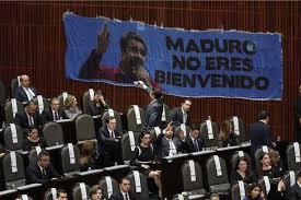 Resultado de imagen para presidente de mexico 2018 y maduro