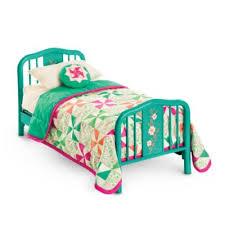 Kit's Bed & Bedding | Beforever | American Girl