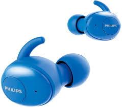 Купить <b>Philips</b> TWS <b>SHB2505 blue</b> в Москве: цена <b>наушников</b> ...