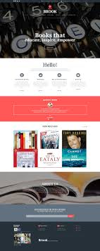 book publishing templates publisher joomla template