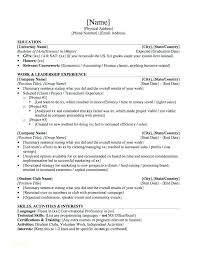 How To Do Resume For Part Time Job Things You Must Consider