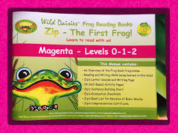 Zip The First Frog Series Children Reading Book Series