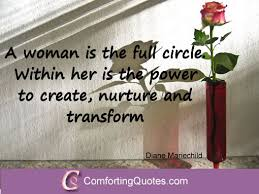 Women Strength Quotes Impressive Encouragement Saying For Women By Diane Mariechild