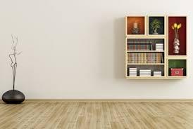 light wood floor. Warm White Walls Look Good With A Honey-colored Floor. Light Wood Floor