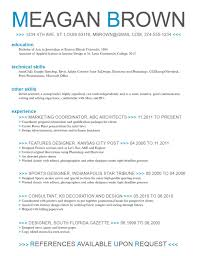 Resume Samples Cover Letter Template Word Outstanding Photos Hd