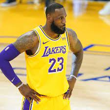 LeBron James: Lakers star back in ...