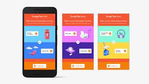 Google Play Music Mobile Ads Monica Presti