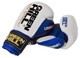 <b>Боксерские перчатки Green</b> hill Legend (BGL-2246) — купить по ...