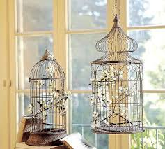 beautiful bird cage decor beautiful, just too beautiful.