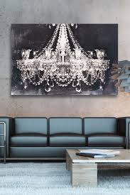 Oliver Gal Dramatic Entrance Night Canvas Wall Art on @HauteLook