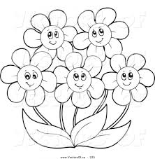 Small Picture Daisy Coloring Pages Daisy Flower Coloring Pages Free Printable