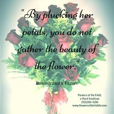 Beauty Of Flowers Quotes Best Of 24 Beautiful Flower Quotes Flowers Of The Field Las Vegas