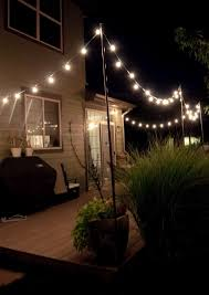 furniture outdoor patio string lights home depot design ideas