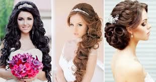 Svatební účes Pro Dlouhé Vlasy Nejmódnější A Nejkrásnější Styl Pro