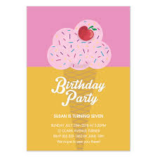a birthday invitation birthday invitations and cards pingg com