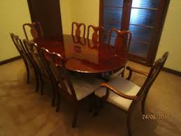gumtree victoria dining table. dining table mahogany with 8 chairs gumtree victoria