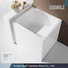 Very small bathtubs with seat 709