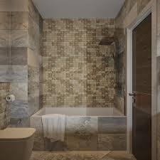 bathroom mosaic tile designs. Landscape-tile-murals-contemporary-decor-on-tiles-design- Bathroom Mosaic Tile Designs