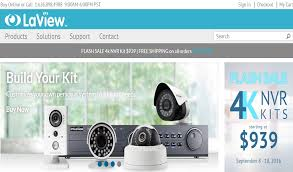 Build your own home security system Camera Laview Surveillance System Review Chatiico Laview Security System Review Smart Security Surveillance System