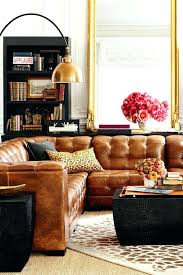 pottery barn leather couch sofa reviews turner sectional pearce