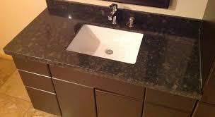 suede brown granite flat eased edge profile
