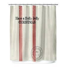 santa shower curtain large size of curtains target snowman belt