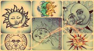 эскизы тату солнце интересные рисунки для идеи тату с солнцем