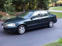 honda civic 2000 4 door. Beautiful Honda 2000 Honda Civic EX Sedan 4Door 16L US 340000  In 4 Door 0