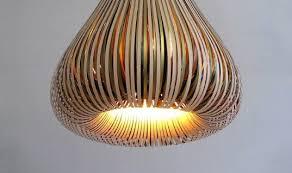 ... Useful Paper Light Fixtures Great Home Interior Design Ideas ...