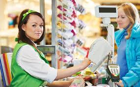 sales clerks help customers check out sales clerk jobs